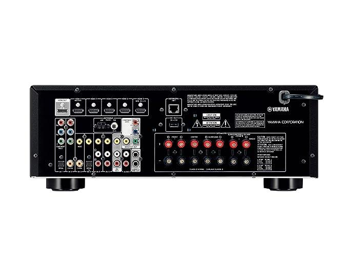 amazon com yamaha rx v575 7 2 channel network av receiver with rh amazon com Yamaha RX V573 yamaha av receiver rx-v575 manual