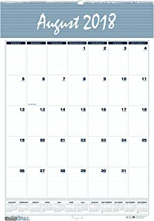 product image for House of Doolittle 2018-2019 Monthly Wall Calendar, Academic, Bar Harbor, 12 x 17 Inches, August - July (HOD352-19)