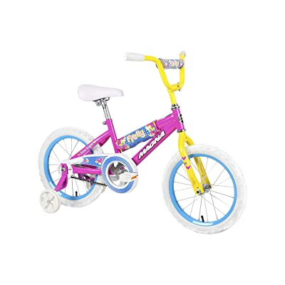 "Magna Firefly 16"" Bike, Pink: Sports & Outdoors"