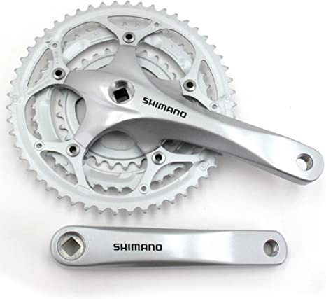 Shimano Double Crankset FC-2300 8 Speed 42-52T 170mm Square Tapper MTB road Bike