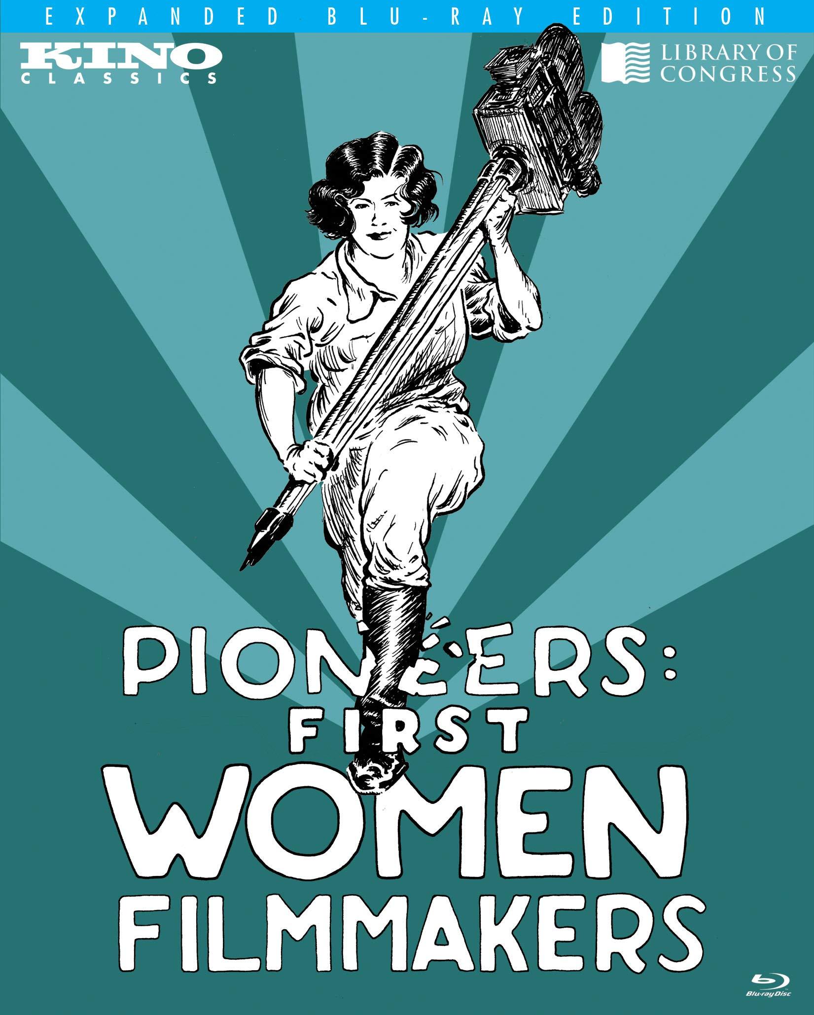 Blu-ray : Pioneers: First Women Filmmakers (Silent Movie)