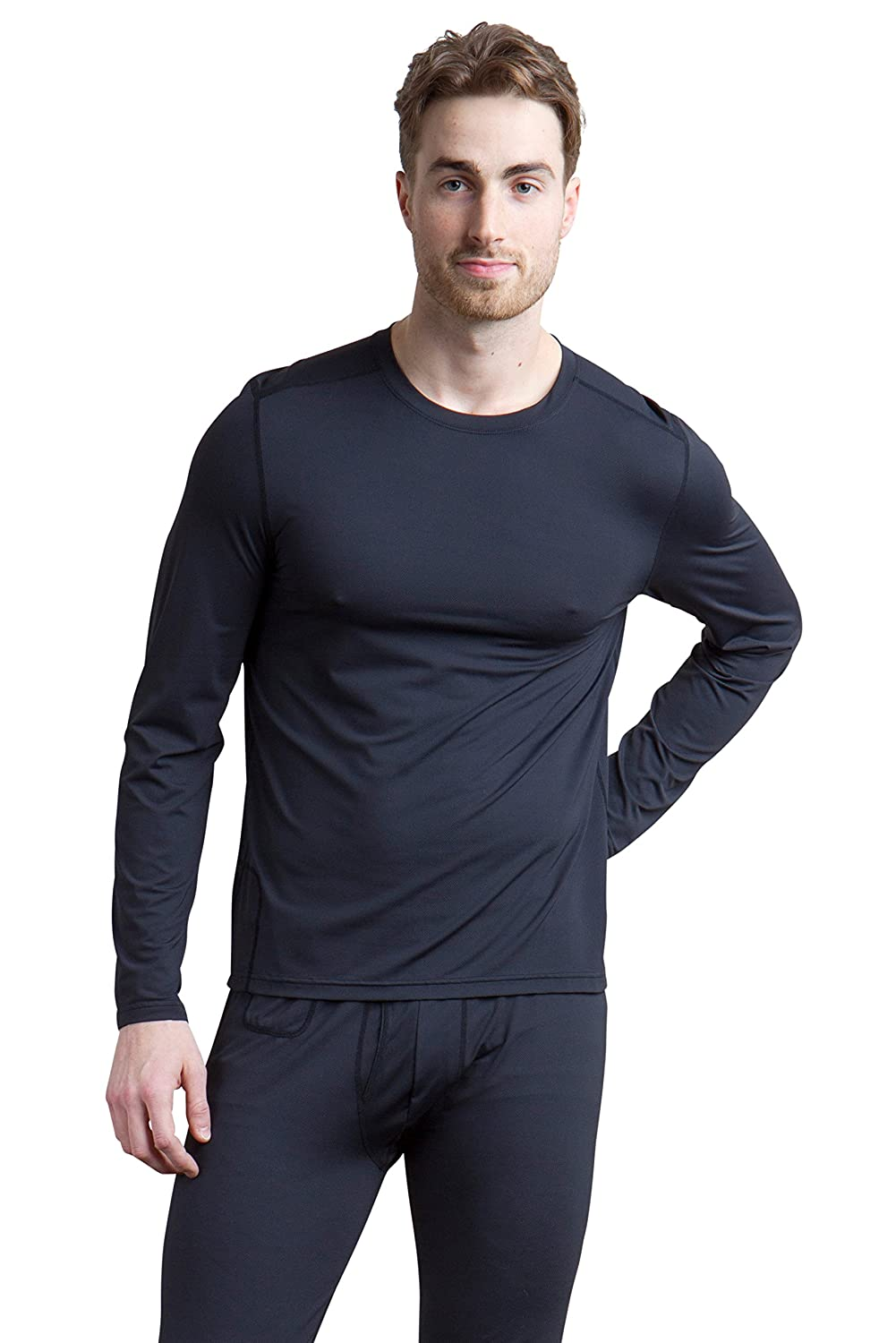 Exofficio Herren give-n-go Performance Base Layer Crew Shirt