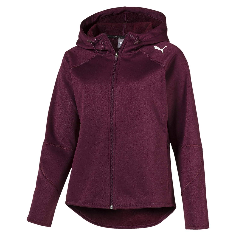 1a9a1a1e59 Puma Evostripe Fz Hoody Sweat-Shirts Femme: Amazon.fr: Sports et Loisirs