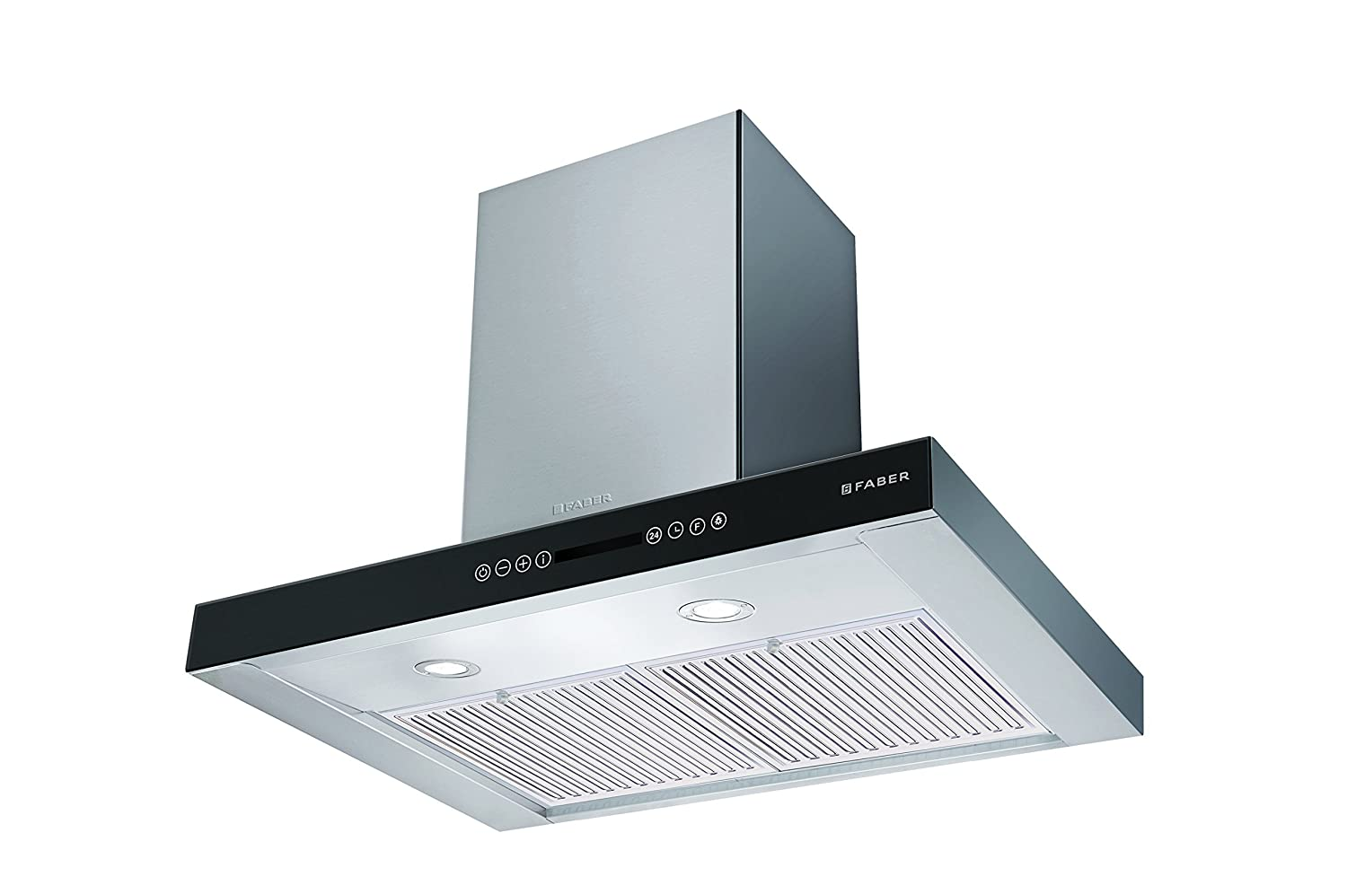 Faber 90 cm 1200 m3/h Chimney (Classico TS SS TC,Stainless Steel ...