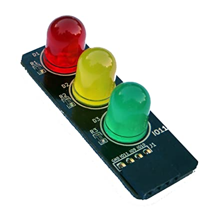 073863e47b7 Image Unavailable. Image not available for. Color  Pi Traffic Light for the  Raspberry Pi