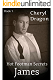 James (Hot Footman Secrets Book 1)
