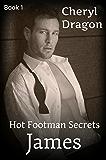 James (Hot Footman Secrets Book 1)