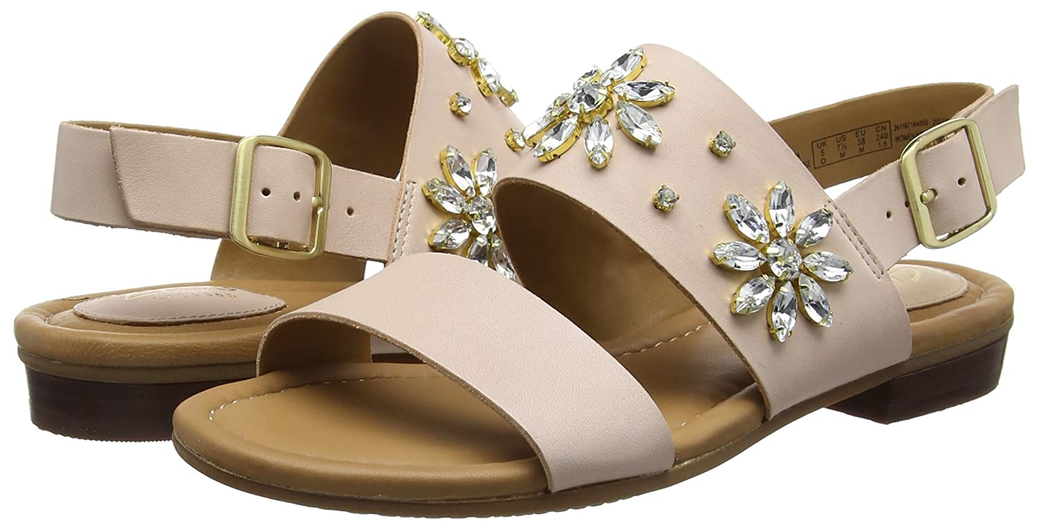 679b62923f8e5 clarks viveca melrose womens nude sandal sneakers 21738 7aac8 ...