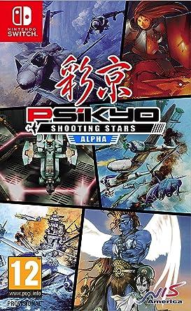 Psikyo Shooting Stars Alpha: Amazon.es: Videojuegos