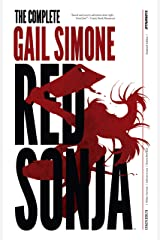 The Complete Gail Simone Red Sonja Omnibus Kindle Edition
