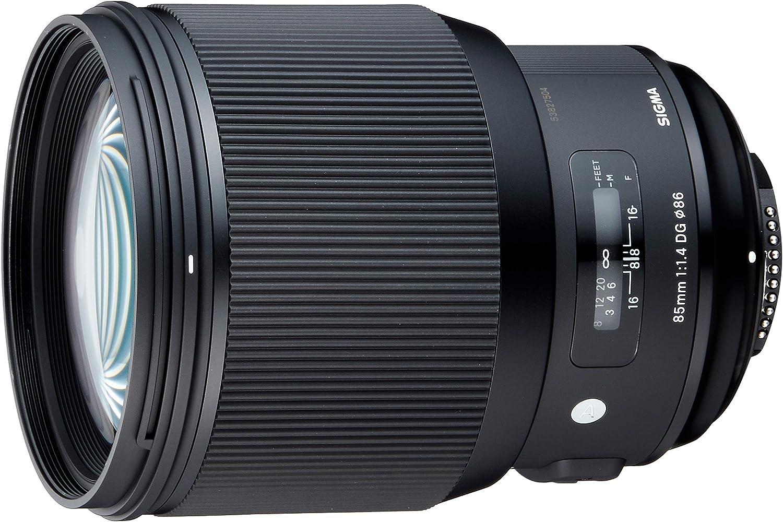 Sigma 85mm F1 4 Dg Hsm Art Objektiv Für Nikon Kamera