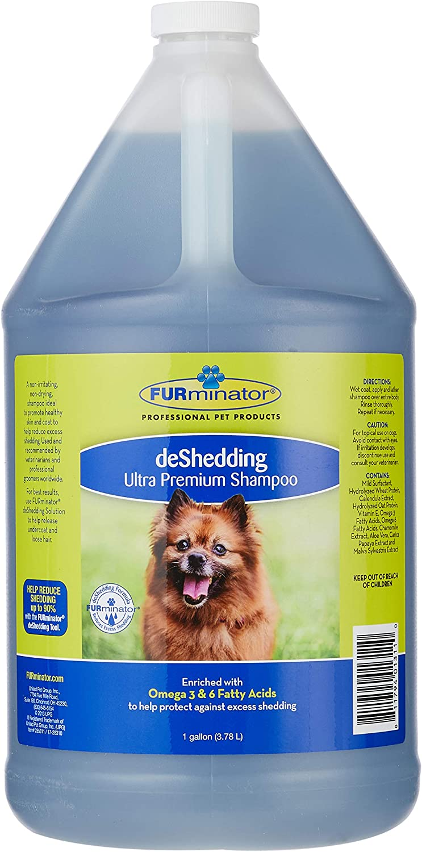 Furminator FURM DESHEDDING Shampoo 3.79LT Groomer
