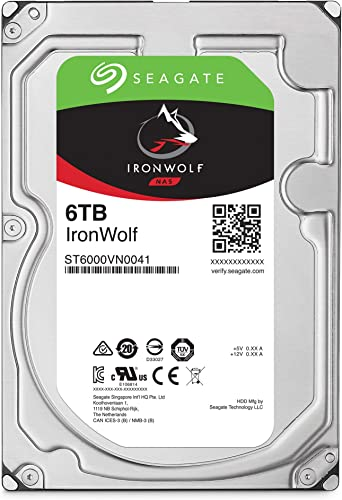 Seagate Iron Wolf ST6000VN0033 review