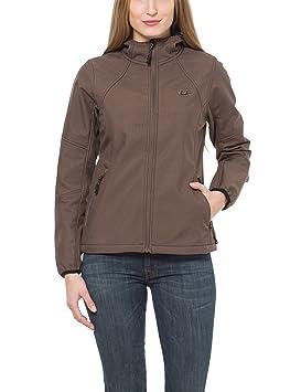 Ultrasport Estelle Outdoor Softshell Jacket Chaqueta con Capucha, Mujer