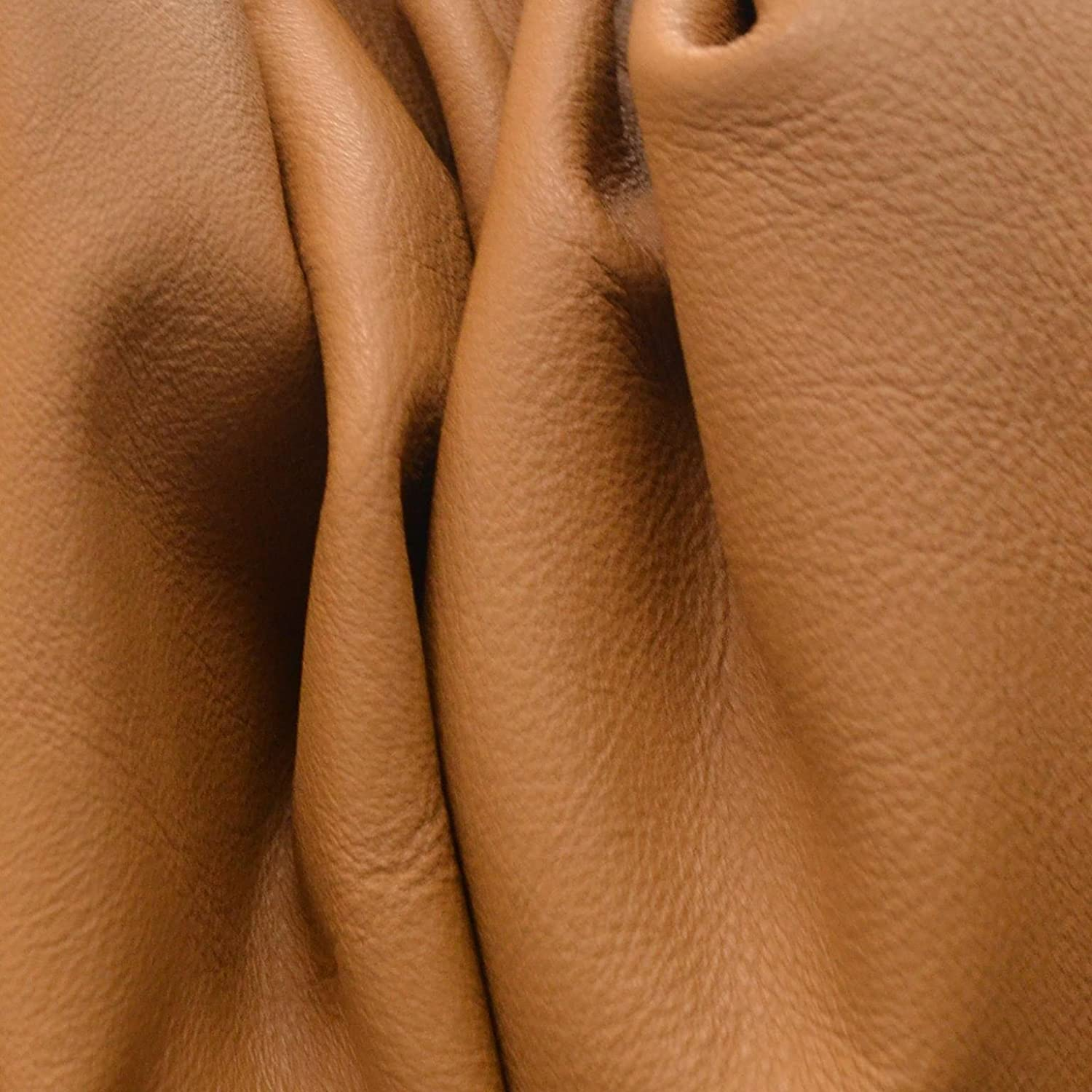 Amazon.com: Leather Chap Cow Side Hide Camel Tan 21.2 Sq Ft 3 Ounces Flat Grain- A: The Leather Guy of MN
