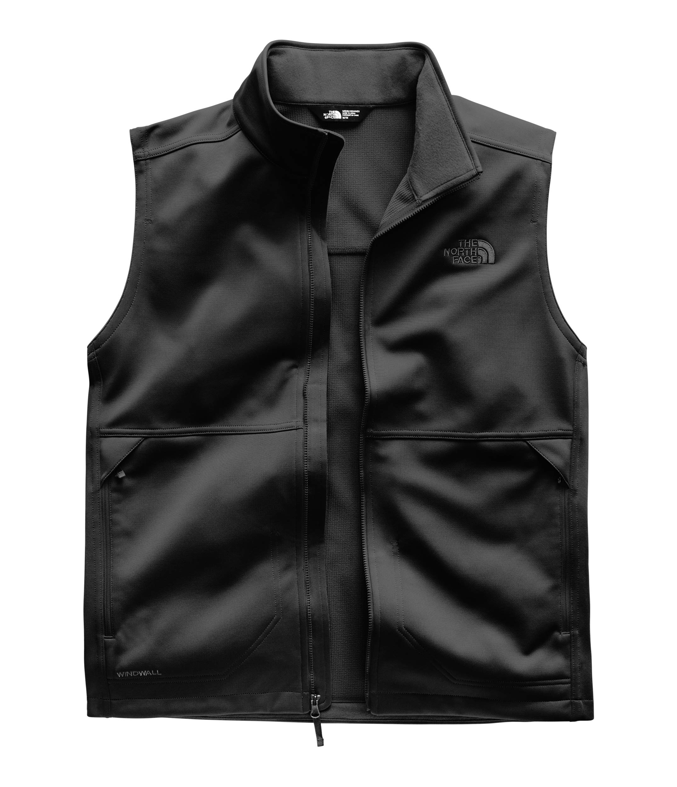 The North Face Men's Apex Canyonwall Vest, TNF Black, Size L by The North Face