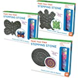 Paint Your Own Stepping Stones: Set of 3