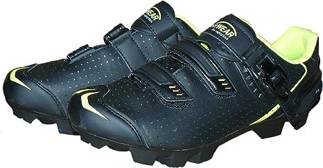 protectWEAR - Zapatos de bicicleta de montaña MTBS-15004 - 41 ...