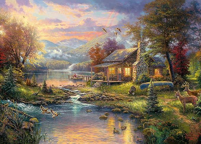 Schmidt Spiele 59467 Nature's Paradise
