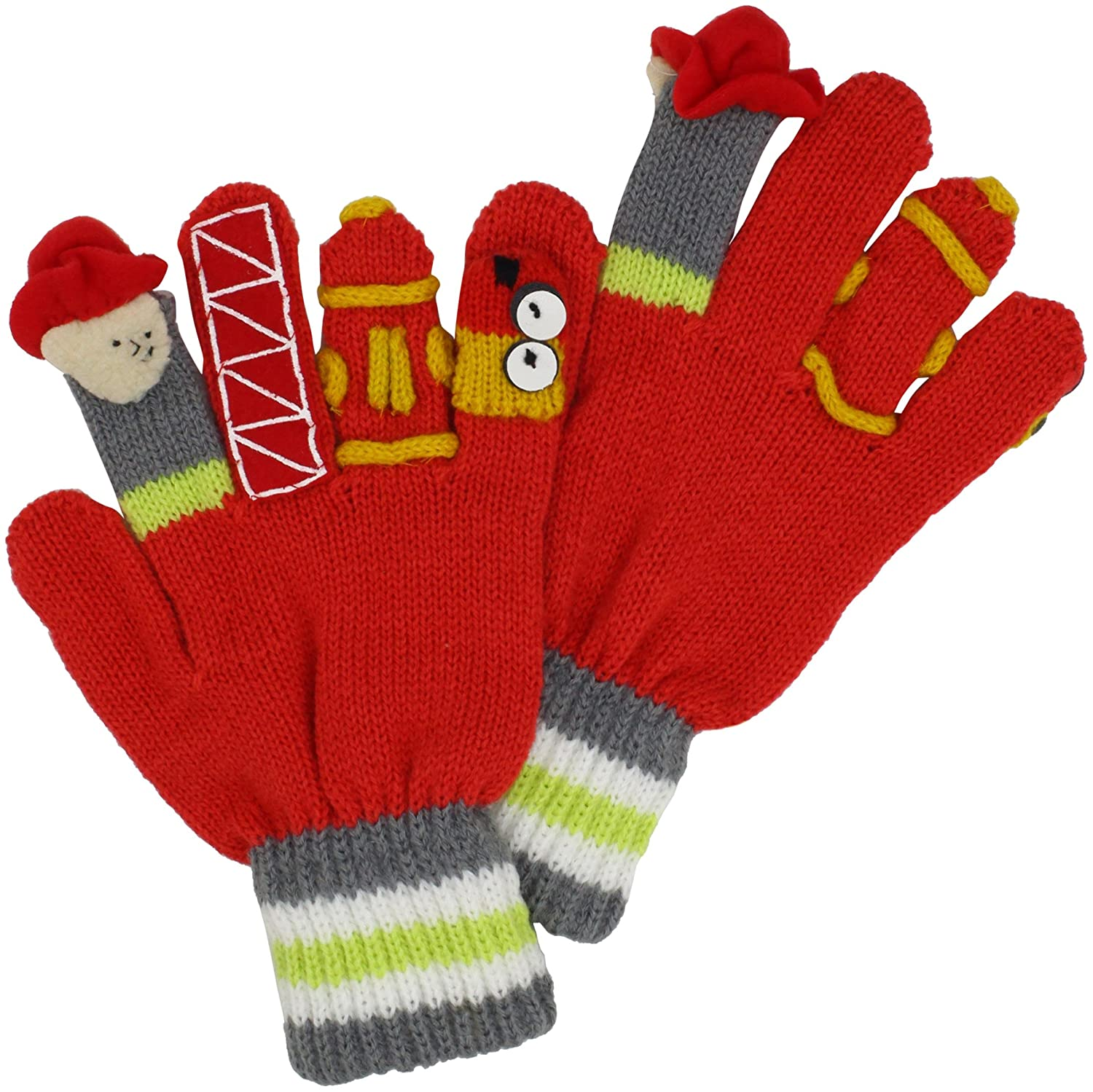 Kidorable boys Little little boys' fireman gloves Kidorable Boys 2-7