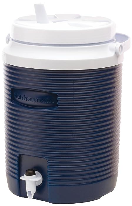 Rubbermaid Victory Jug, 2 Gallon, Modern Blue FG153004MODBL