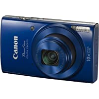 Canon PowerShot ELPH 190 20MP IS Digital Camera Refurb Deals