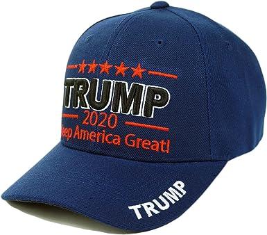Trump 2020 Keep America Great Embroidery Campaign Hat USA Baseball Cap