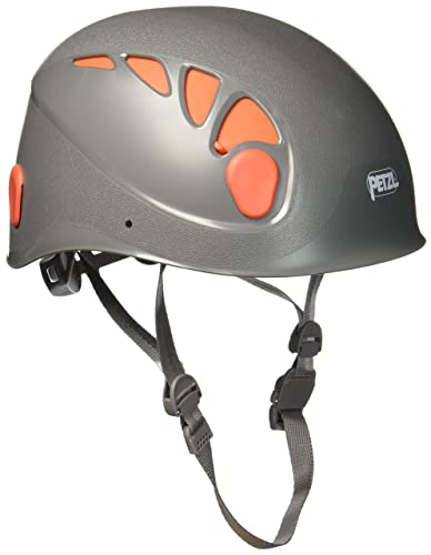 PETZL - ELIOS, Durable Multi-Purpose Helmet, Size 1, Gray