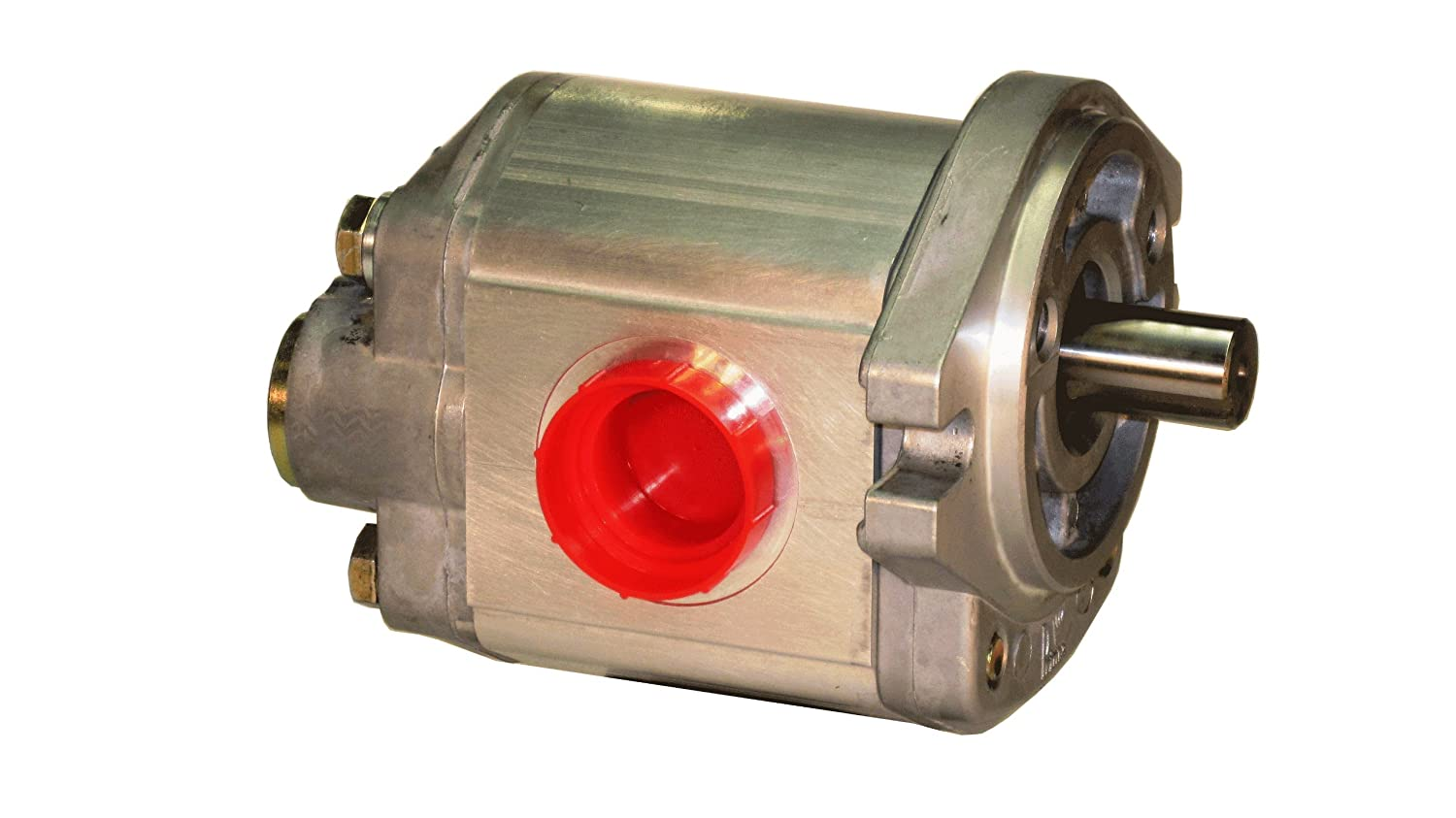 Aluminum Prince Manufacturing Corporation Prince Manufacturing SP20B06C9H2-L Hydraulic Gear Pump 14.80 HP Motor 6.92 GPM Maximum Flow Rate 3000 PSI Maximum Pressure Self-Lubricating Counter Clockwise Rotation SAE A Flange