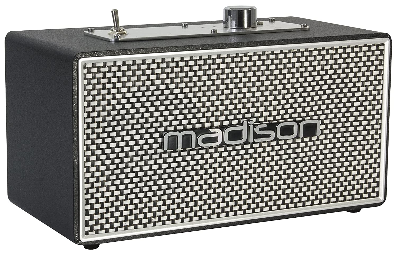 Madison Freesound-Vintage15 - Altavoz Bluetooth Lotronic 10-5545MA