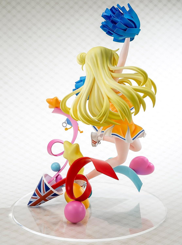 Karen Kujo Pretty Days Popn Cheergirl Version Genco Kiniro Mosaic 1 7 Scale PVC Figure Diamond Comic Distributors MAR188567