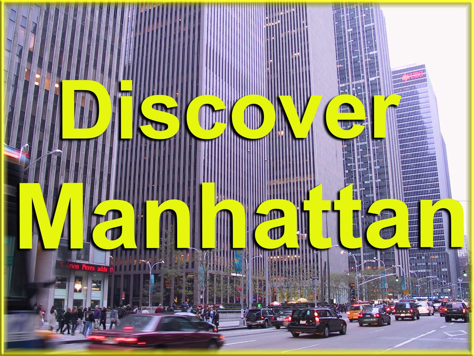 Discover Manhattan