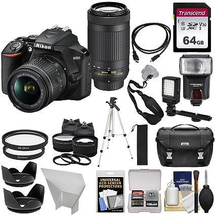 Amazon.com: Nikon D3500 - Cámara réflex digital y lente de ...