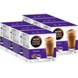 Nescafé Dolce Gusto Mocha, Paquete de 6, 6 x 16 Cápsulas (48 Tazas)