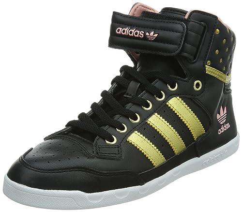 adidas Centenia Hi W, Botines para Mujer, Noir (Noir1/Orm T/Stroes), 37 1/3 EU: Amazon.es: Zapatos y complementos