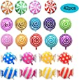 "42 pcs 18"" Sweet Candy Balloons, Round Lollipop Balloon, Birthday Wedding Party Balloons, Party Supplies"