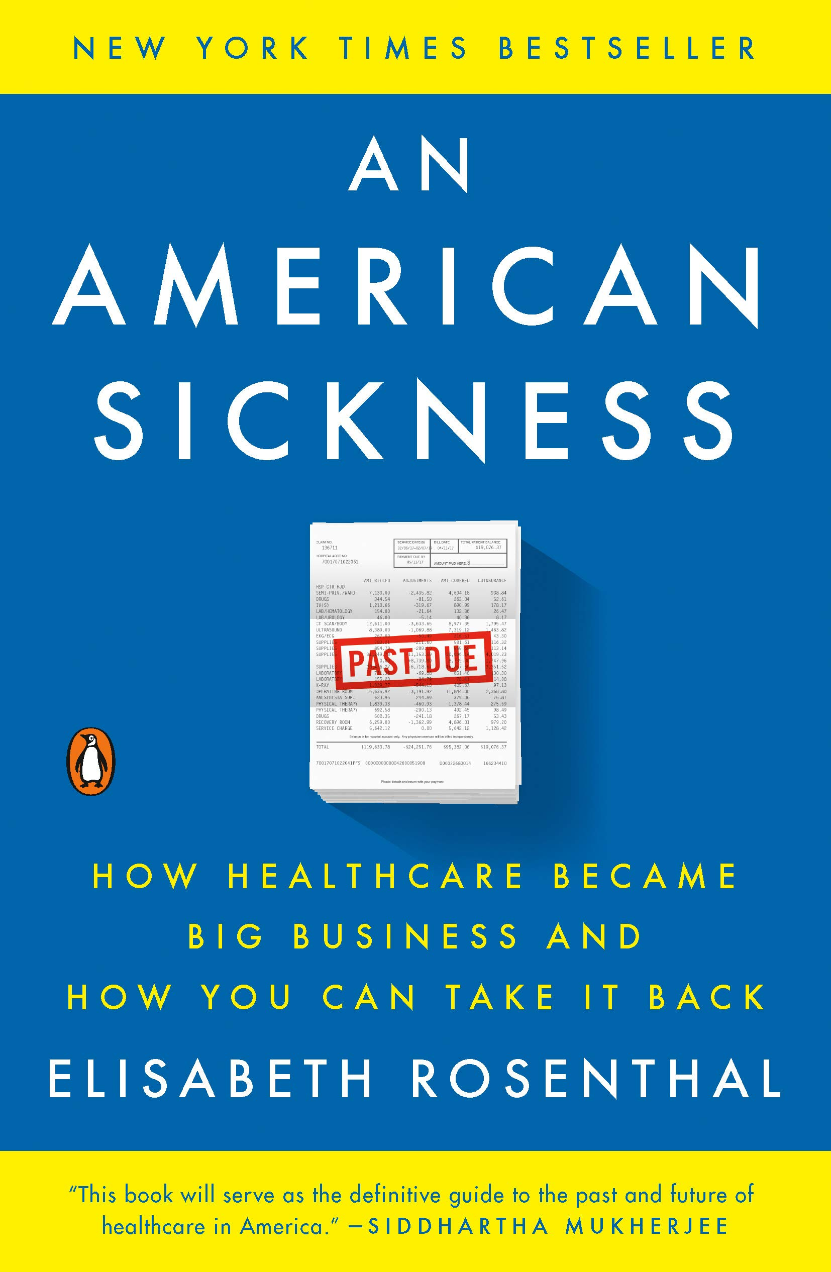 American Sickness Healthcare Became Business product image