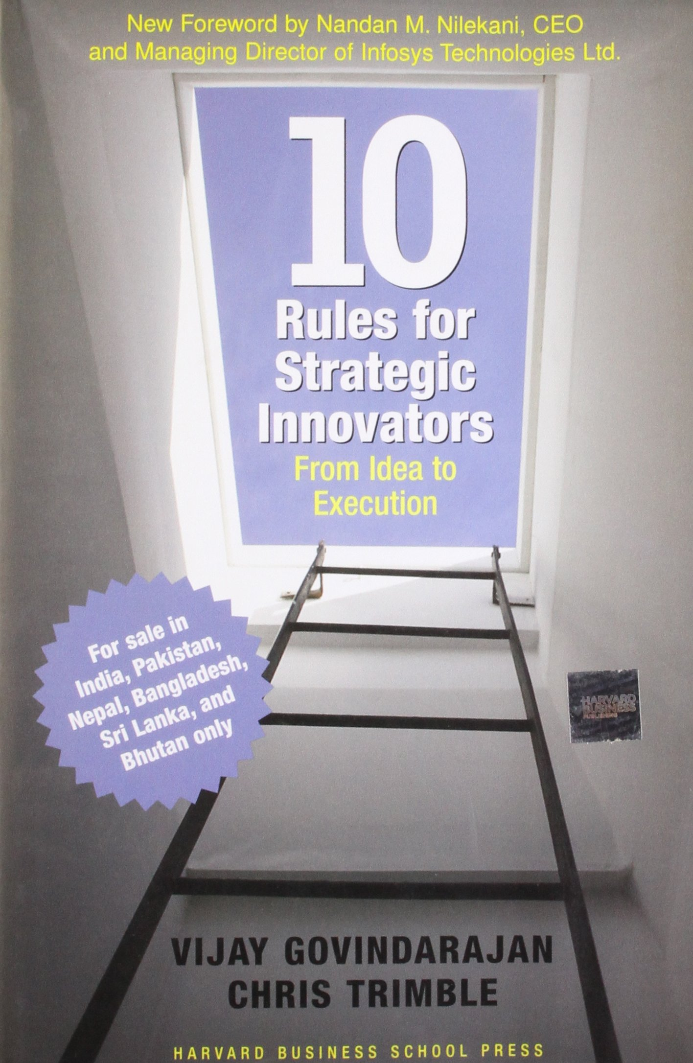 Harvard Business Review Press Ten Rules For Strategic Innovators: From Idea To Execution pdf