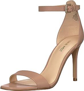 25f5a5733c8 Nine West Women s Mana Leather Heeled Sandal