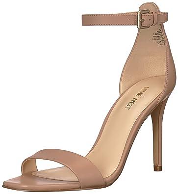 best selling amazing selection ever popular Nine West Women's Mana Leather Dress Sandal