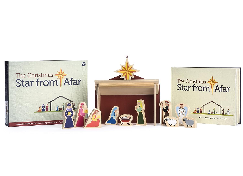 Amazon.com: The Christmas Star from Afar Advent Calendar ...