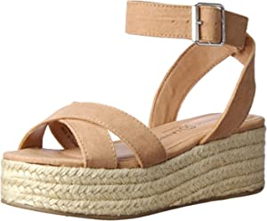 Chinese Laundry Womens Zala Espadrille Wedge Sandal