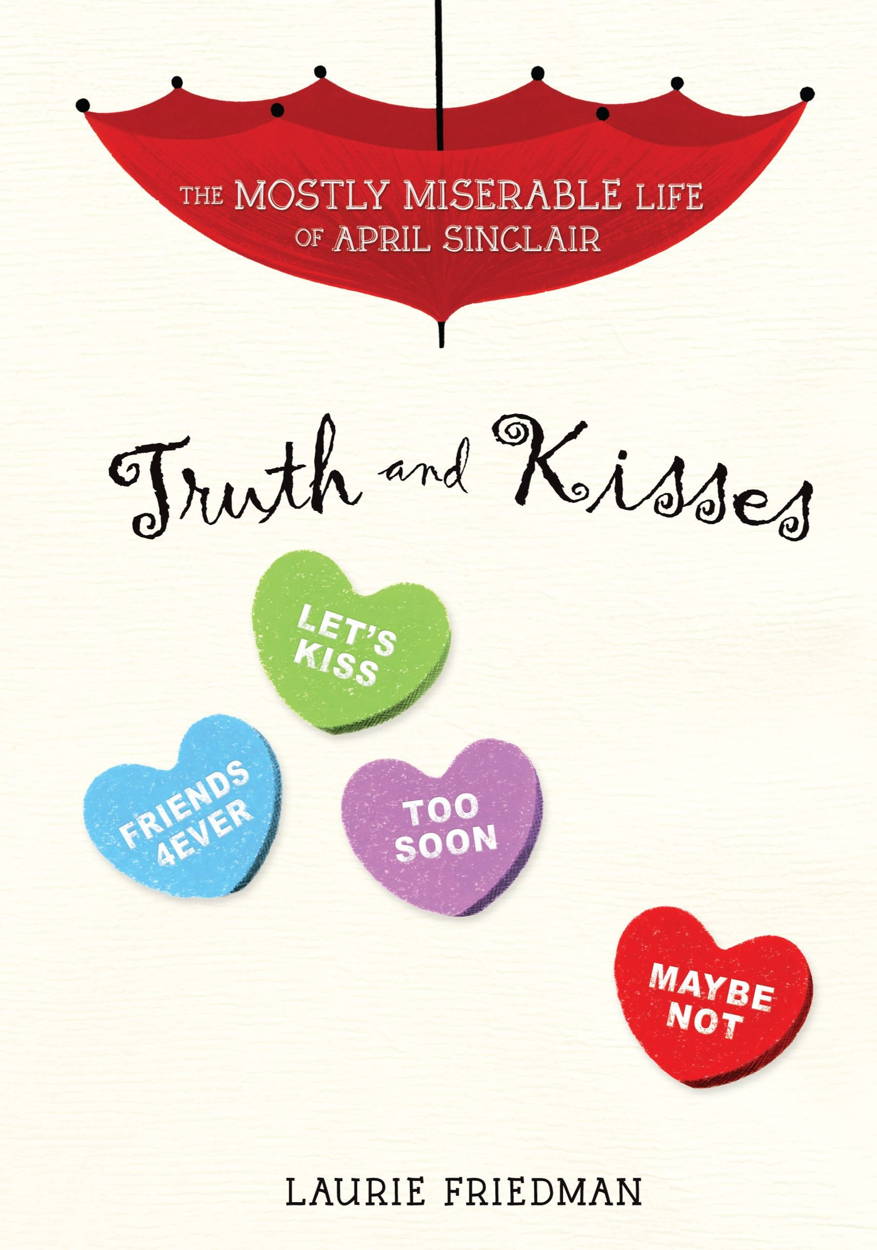 Read Online Truth and Kisses (Mostly Miserable Life of April Sinclair) (The Mostly Miserable Life of April Sinclair) pdf epub