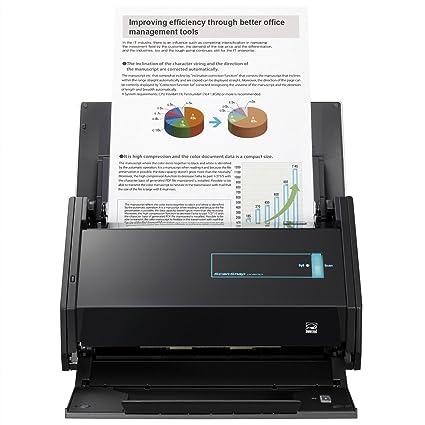 amazon com fujitsu scansnap ix500 color duplex desk scanner for mac