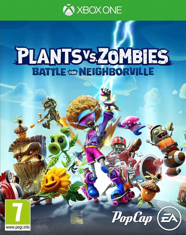 Plants vs Zombies: Battle for Neighborville - Xbox One ...