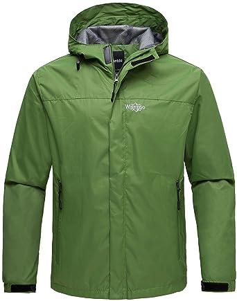Insulated hiking jackets