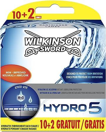 Wilkinson Hydro 5–12hojas