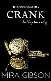 Crank (The Kensington Killers Book 2)