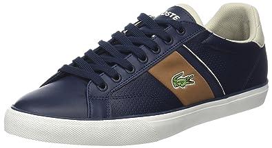 9a25b31fba8e8 Lacoste Fairlead 118 1 Cam, Baskets Homme: Amazon.fr: Chaussures et Sacs