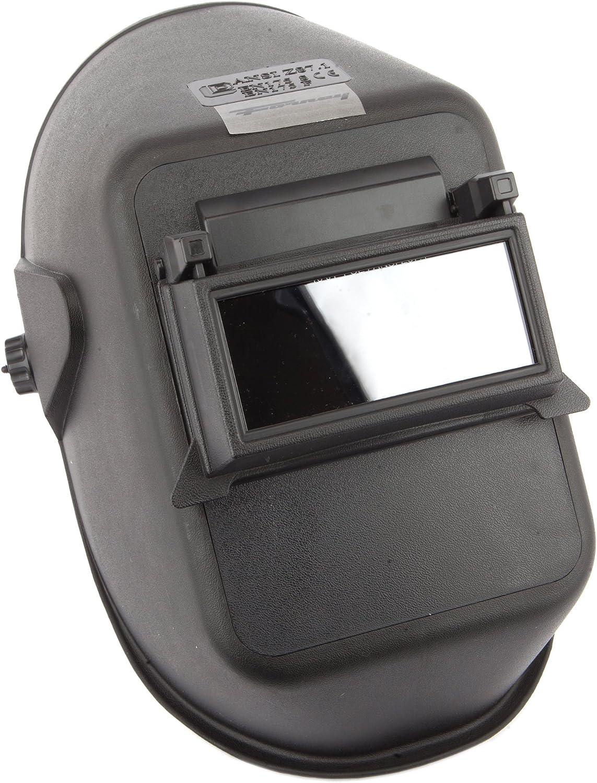 Lift Front Shade-10,Black Forney 55666 Welding Helmet